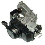 Compleet 47cc / 49cc motorblok voor minicrosser met lange tandwielkast_