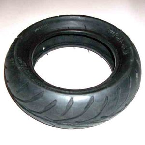 Achterband (soft) - V-profiel - 110/50-6,5