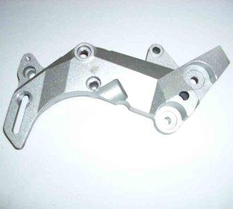 "Aluminium Frame tussenstuk (rechts), zie model ""Nitro"""
