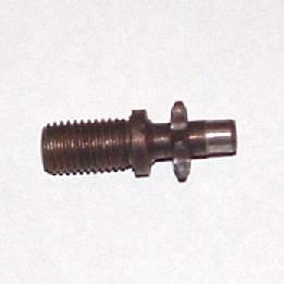 Race Voortandwiel (6 tands) - voor huis met 3e lager ondersteuning - 10mm schroefdraad - voor DIKKE ketting - T8F!