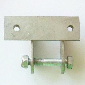Bevestigingsarm voor cilinderkop - 39cc - Waterkoeling + Luchtkoeling